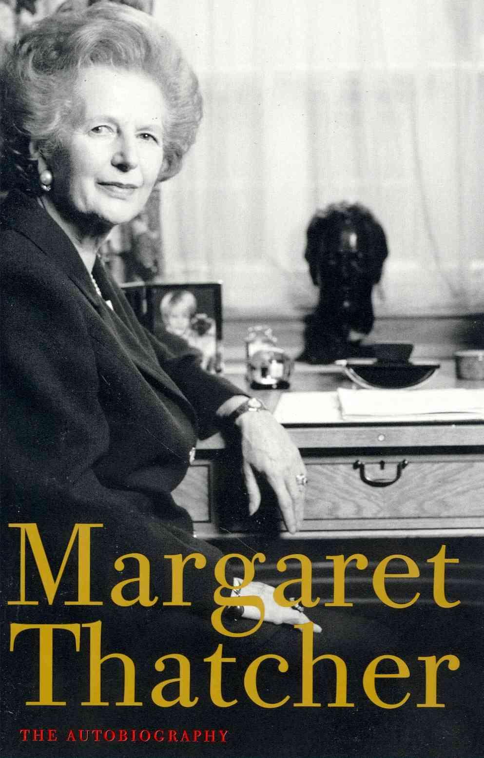 Margaret Thatcher By Thatcher, Margaret